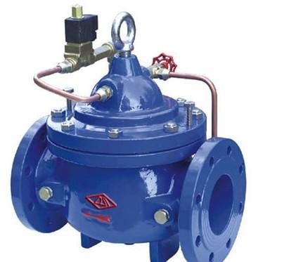 600x水力电动控制阀图片