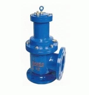 供应j744x-10液动角式排泥阀概述-中国金属制品网图片